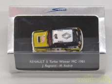 Renault 5 Turbo Winter MC 1981|SPARK