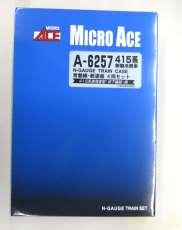 415系新製冷房車4両セット|マイクロエース