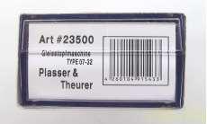 Plasser&Theurer|HOBBYTRAIN