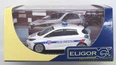 ルノー ZOE ポリスカー(ホワイト)|ELIGOR