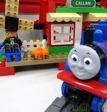 レゴデュプロ トーマス 箱無|LEGO