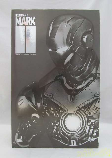 Hot Toys Iron Man 2 Mark Ii Henry Jet Edition