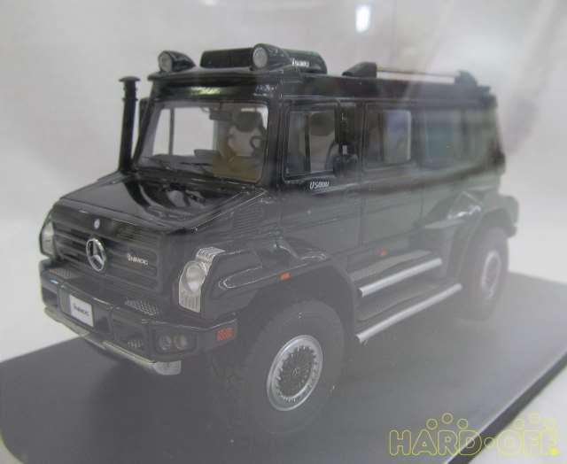Glm Mercedes-Benz Unimog Wagon U5000 2012 Black 0002056020001 2056020001 | eBay