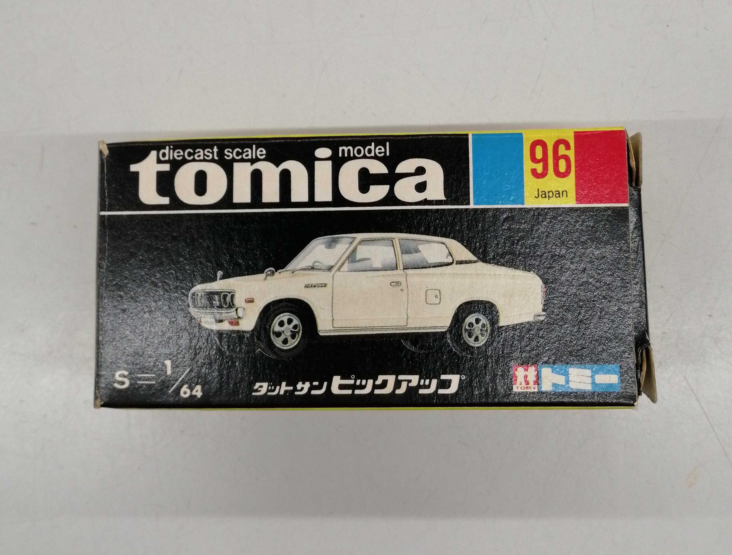 トミカ トミー