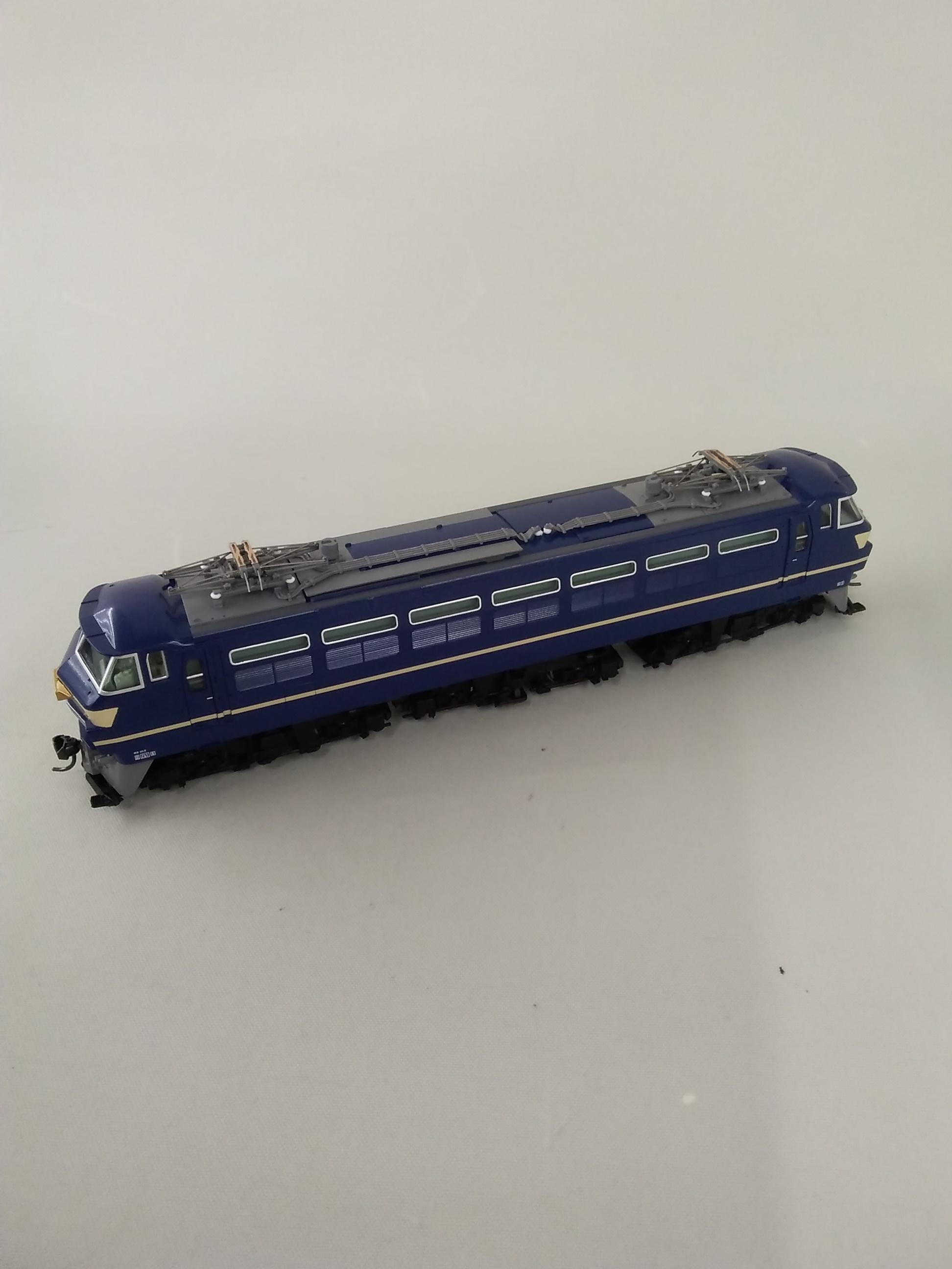 HOゲージ HO-2011 国鉄 EF66形電気機関車(前期|TOMIX
