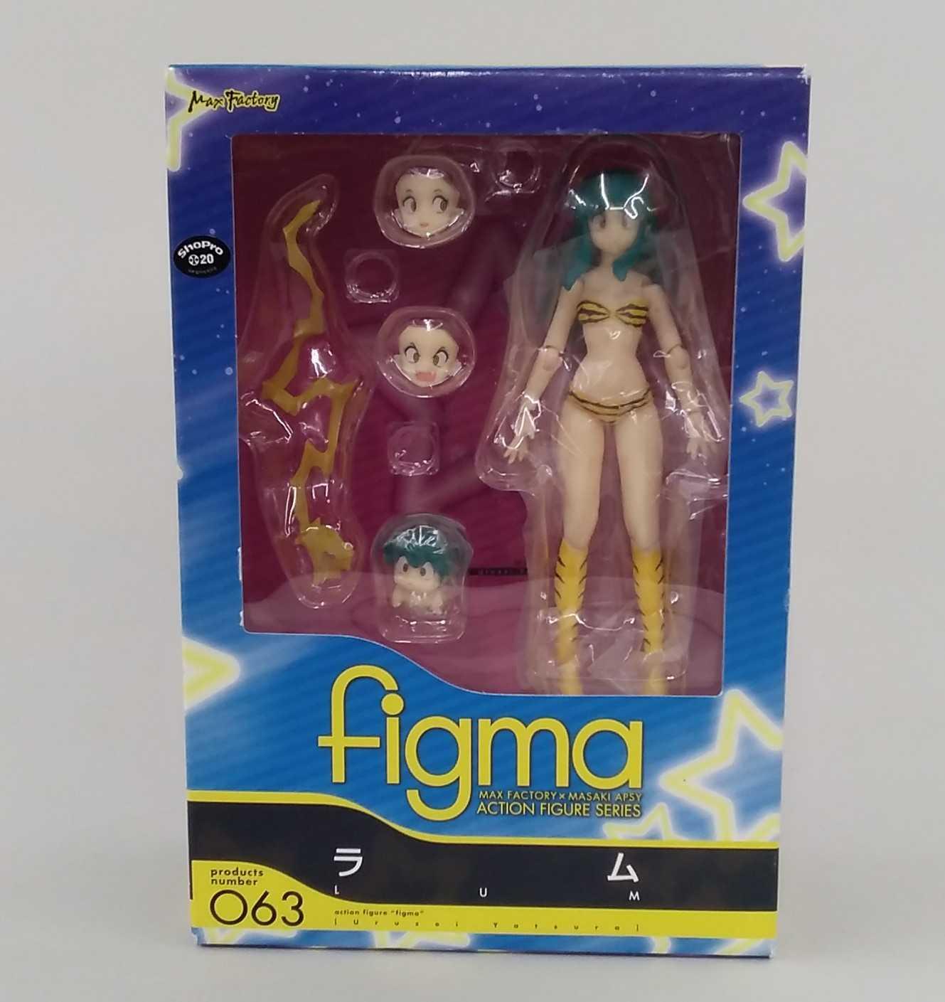 【未開封】figma うる星やつら ラム|グッドスマイルカンパニー