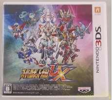 3DSソフト スーパーロボット大戦UX|バンプレスト