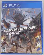 PS4 EARTH DEFENSE FORCE IRONRA|D3