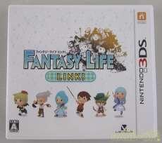 3DSソフト ファンタジーライフ リンク|レベルファイブ