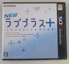 3DSソフト NEWラブプラス+|KONAMI