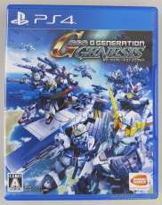 PS4 SDガンダム Gジェネレーション ジェネシス|バンダイナムコ