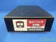 東武5700系 A SETキット|MORIYASTUDIO