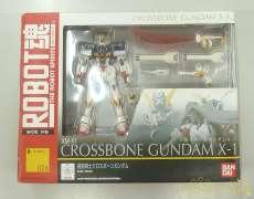 ROBOT魂 XM-X1 クロスボーンガンダムX-1|BANDAI