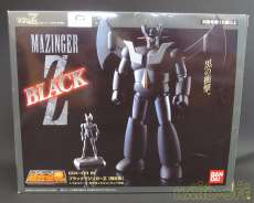 GX-01B ブラックマジンガーZ|超合金魂