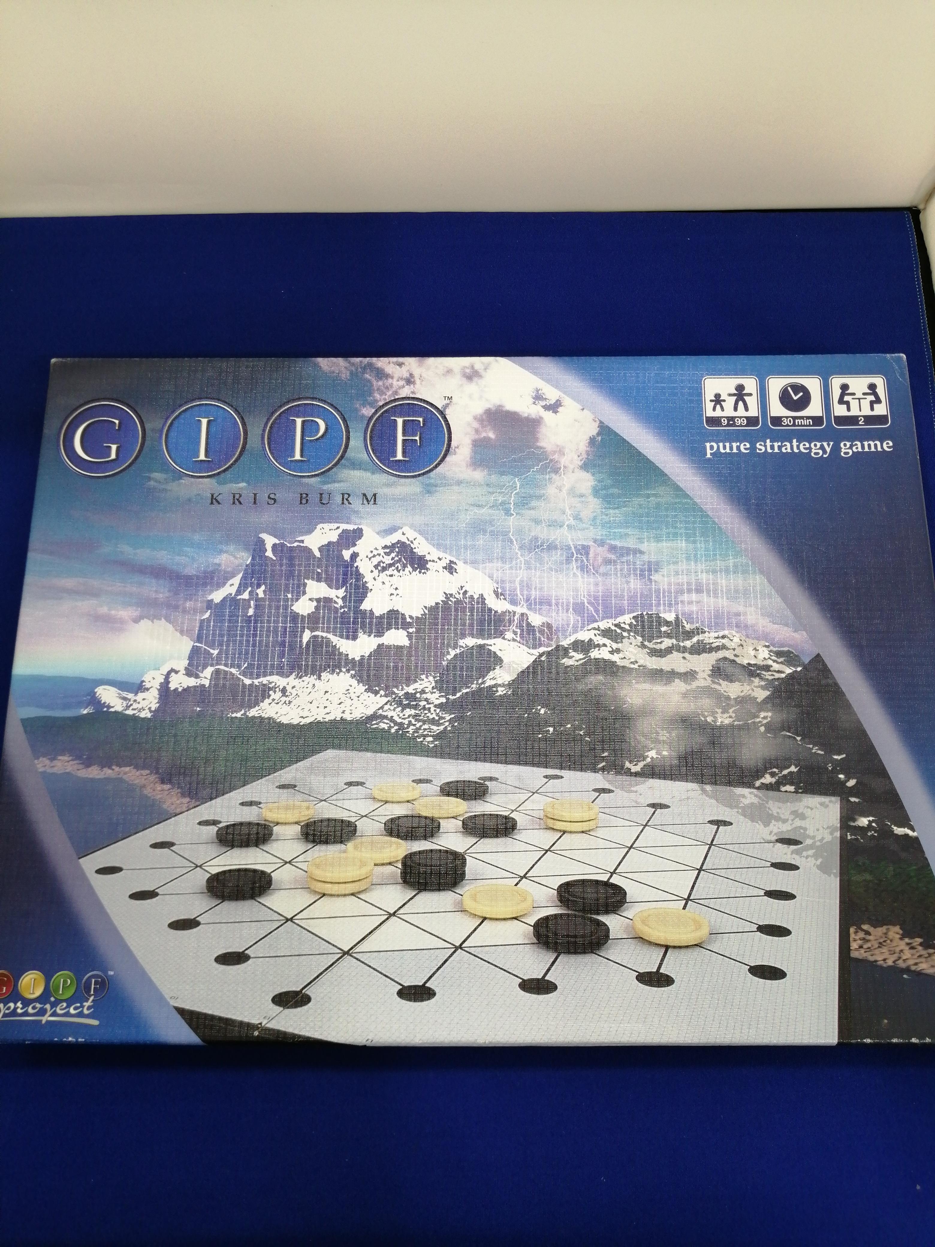 ボードゲーム GIPE