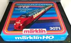 TRANS EUROP EXPRESS|MARKLIN