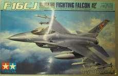F-16CJ [ブロック50] ファイティング ファルコン|TAMIYA