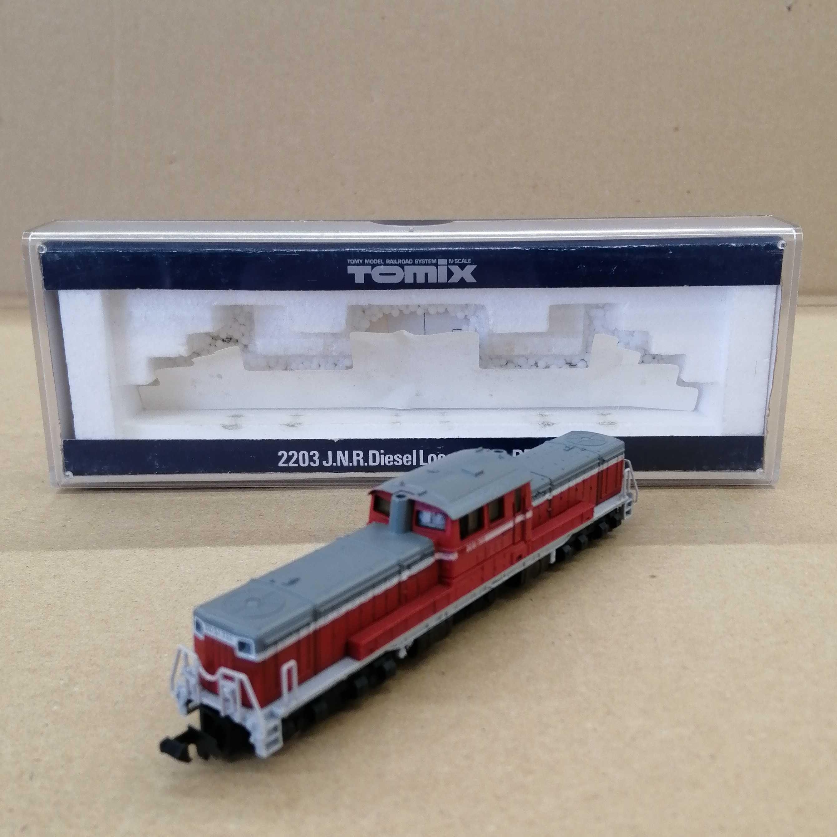 国鉄DD51形ディーゼル機関車|TOMIX
