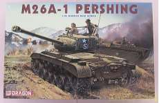 1/35 M26A-1 重戦車 パーシング DRAGON