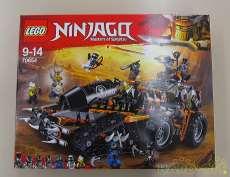 LEGO NINJAGO 70654|LEGO