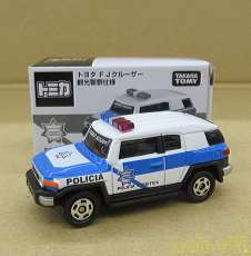 トヨタFJクルーザー 観光警察仕様|TAKARA TOMY