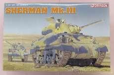 1/35 シャーマン Mk.III DRAGON