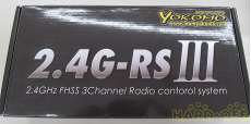 2.4G-RS III|YOKOMO