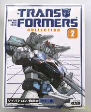 TRANS FORMERS COLLECTION 2|TAKARA