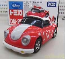 ディズニーモータース DM-25 ポピンズ ミニーマウス|TAKARA TOMY