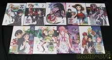 ソードアート・オンライン DVD 全9巻セット|Aniplex