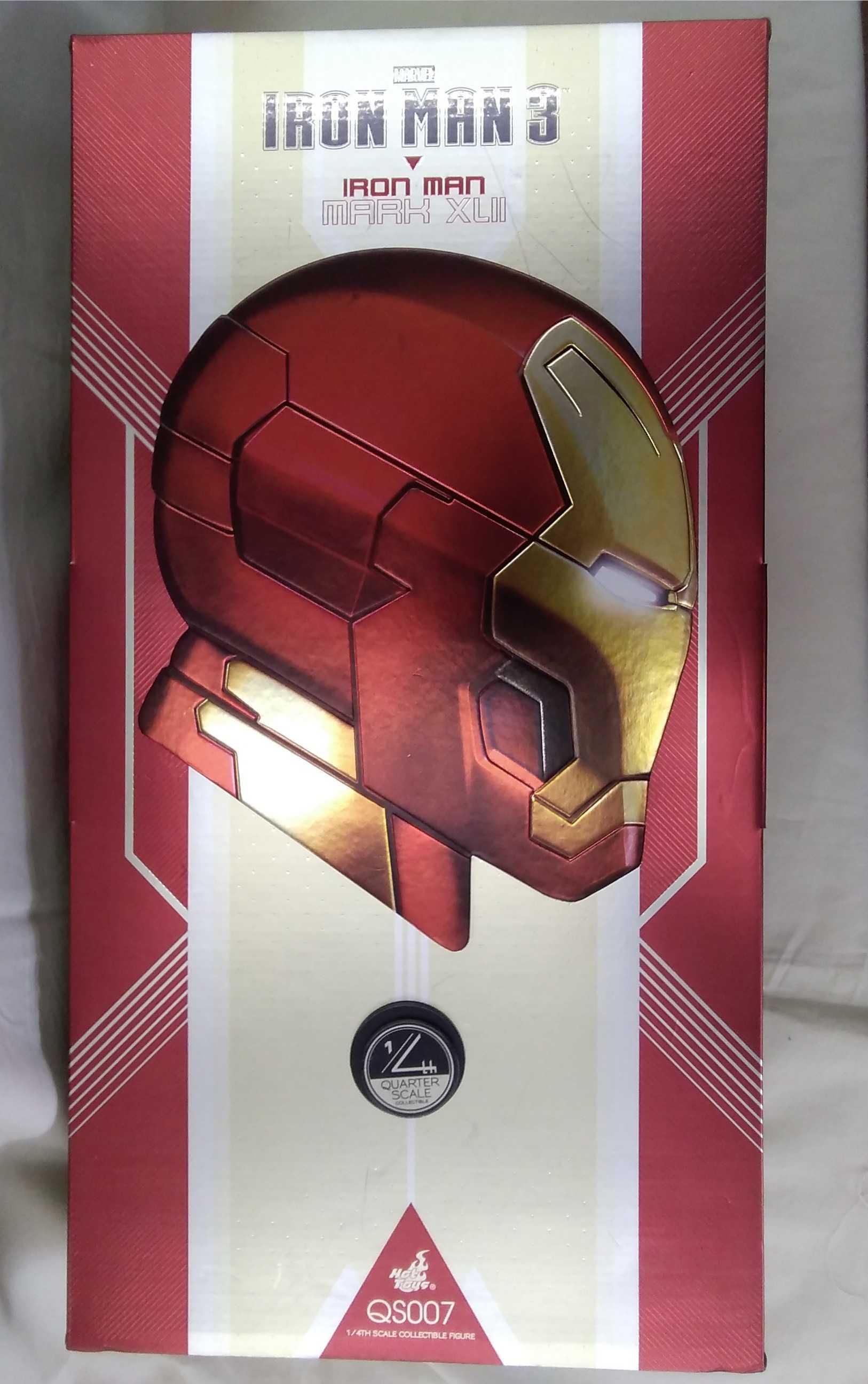 アイアンマン3|ホットトイズ