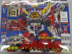 戦隊ロボット|タカラ