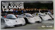 1989 24HOURS LE MANS 1-2-5|hpi-racing