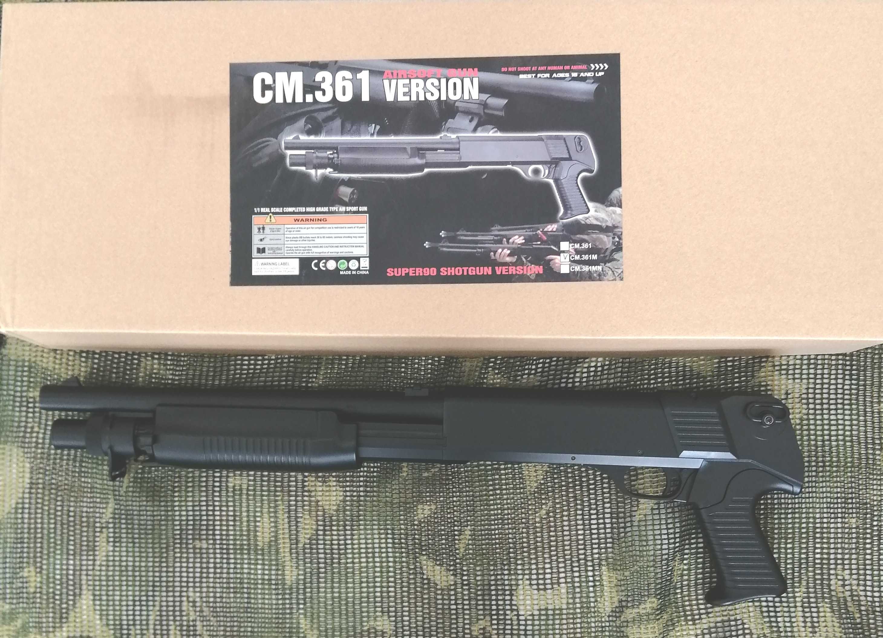 CM.361M|CYMA