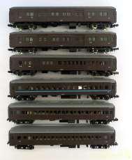 国鉄20M級旧型客車荷物車増結車輛セット|MODEMO