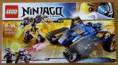 70723 ニンジャゴー・サンダー・レーダー|LEGO