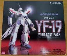 1/60 完全変形 YF-19withファストパック|ARCADIA