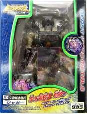 諜報破壊兵 メタルスジャガー TAKARA