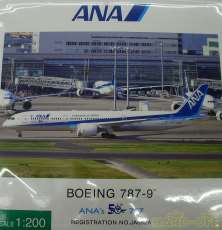 BOEING787-9 ANA's 50th 787|ANA