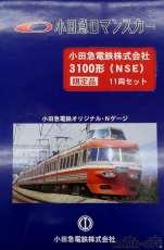 小田急ロマンスカー NSE3100