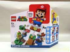 マリオとぼうけんのはじまり スターターセット|LEGO