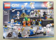 LEGOCITY ミニフィグセット|LEGO