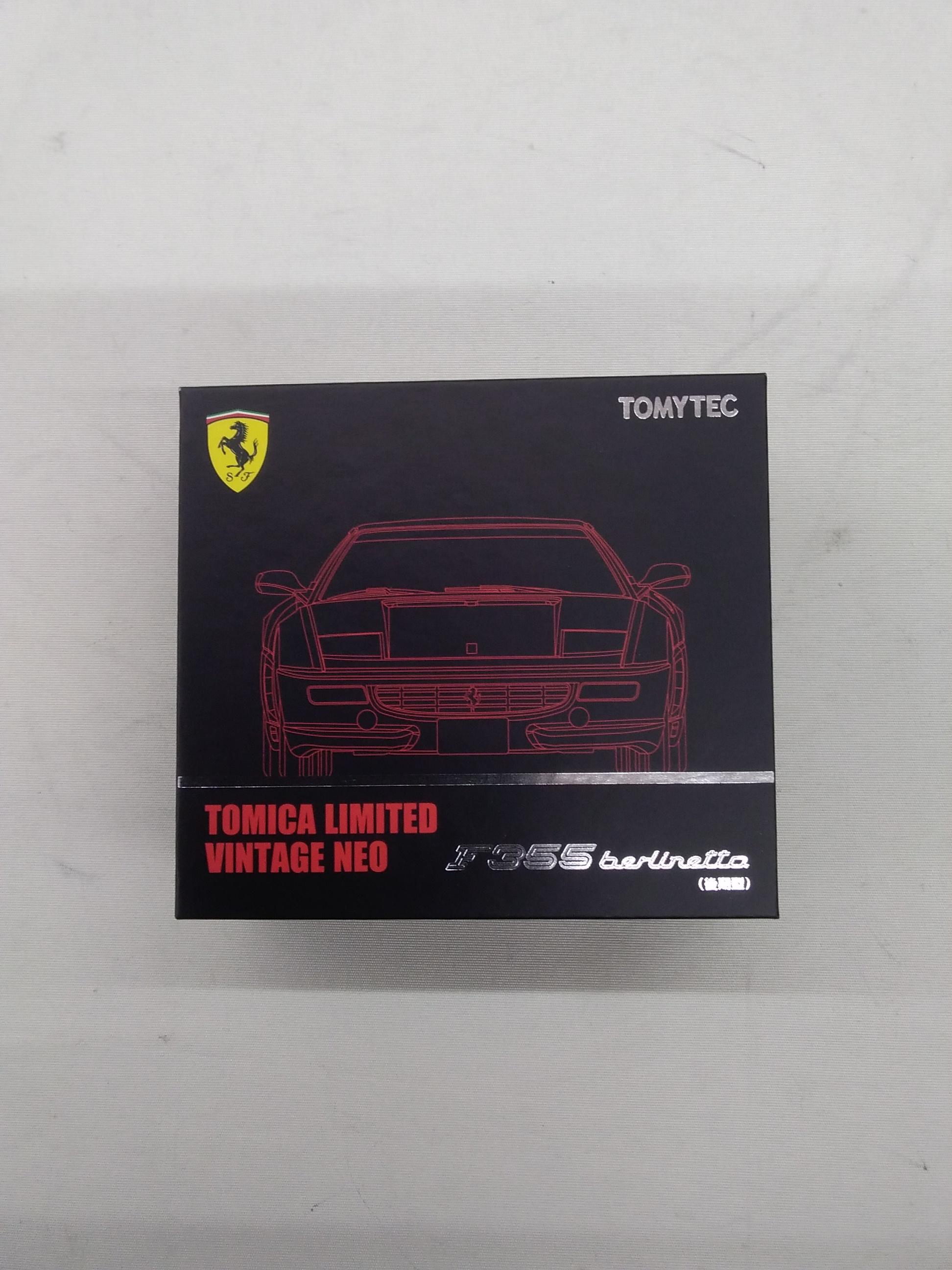 1/64ミニカー|TOMY TEC