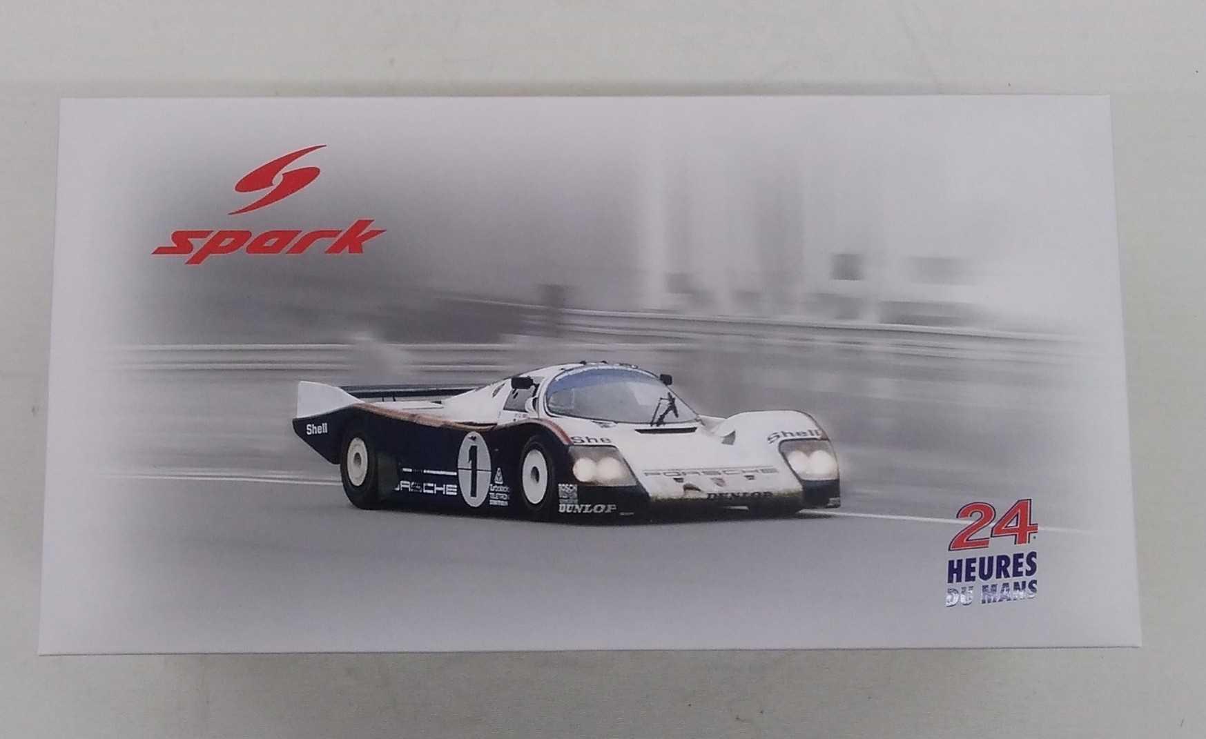 1/18スケール車|SPARK