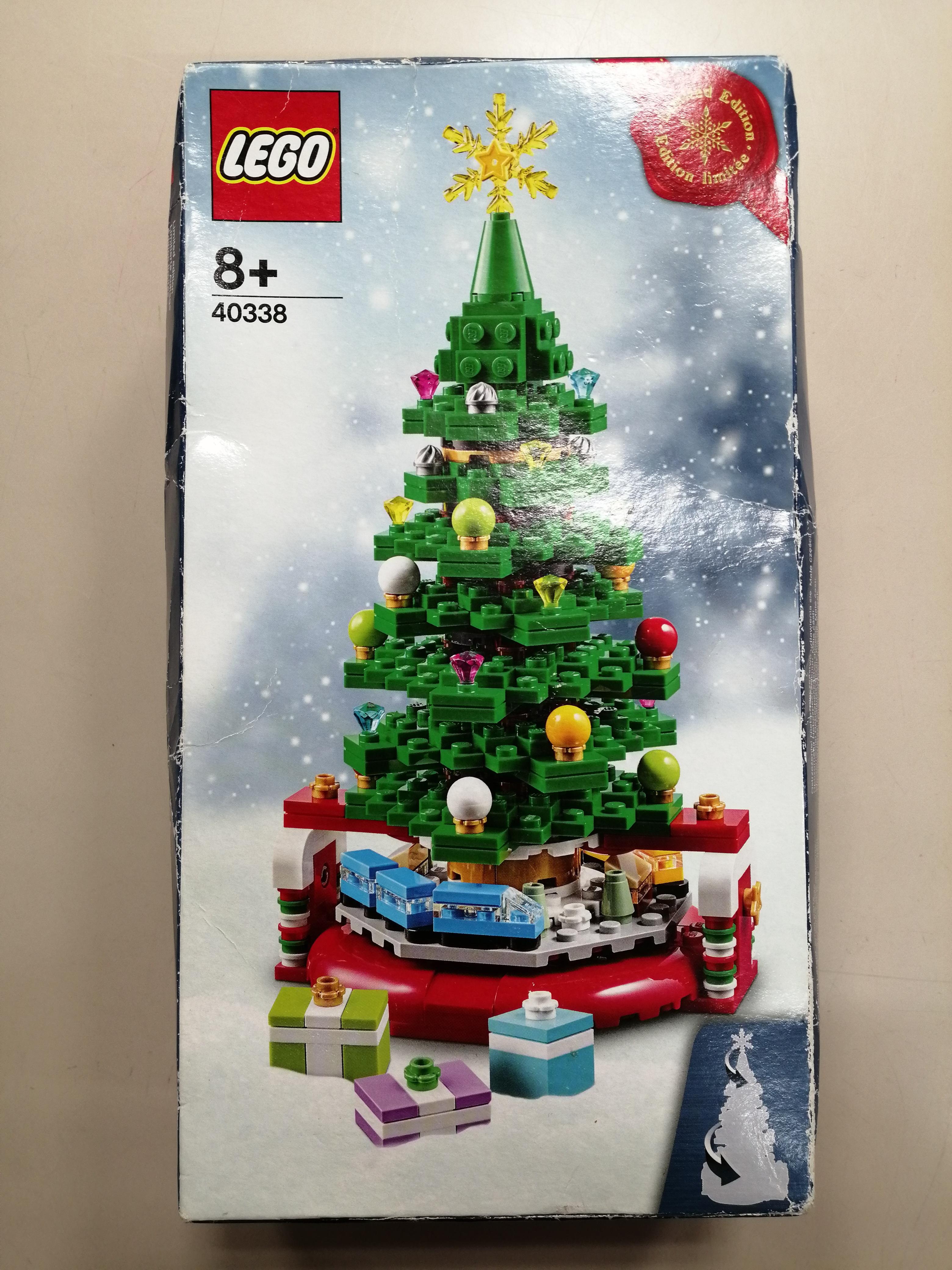LEGO クリスマスツリー|LEGO