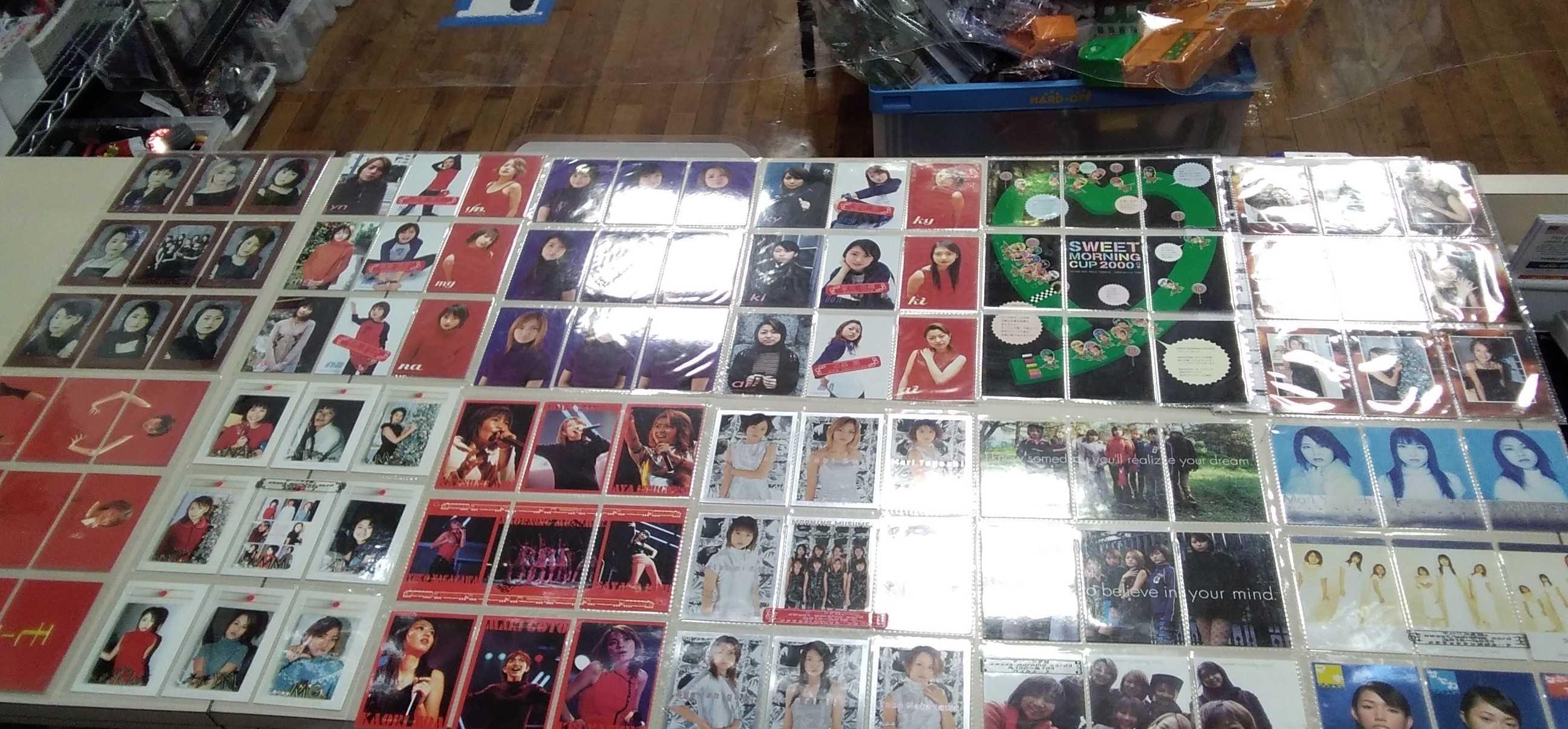 モーニング娘 カードセット|メディアファクトリー