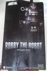 ROBBY THE ROBOT 12inch Suit