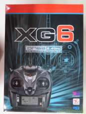 XG6 DMSS2.4GHZ 6CH 受信機付・送信機セット|JR PROPO