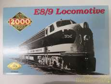 E8/9 LOCOMOTIVE|LIFE LIKE
