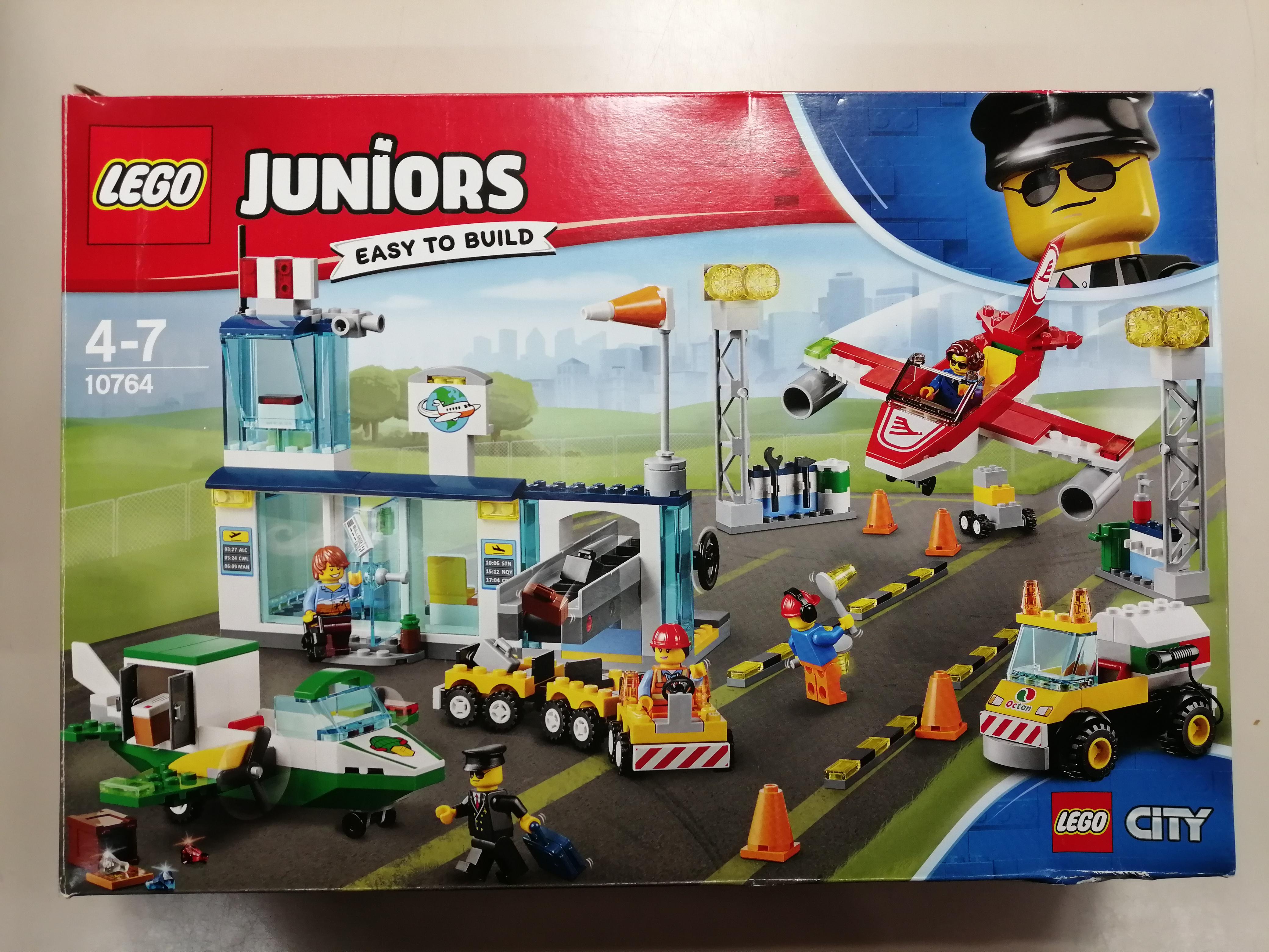 【欠品あり】レゴシティ 空港|LEGO